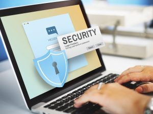 network security with dedicated servers